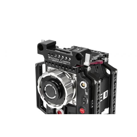Wooden Camera - Ultimate Top Mount (15mm Studio) by Wooden Camera