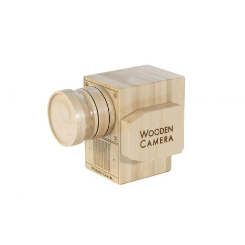 Wooden Camera - Real Wooden Camera by Wooden Camera
